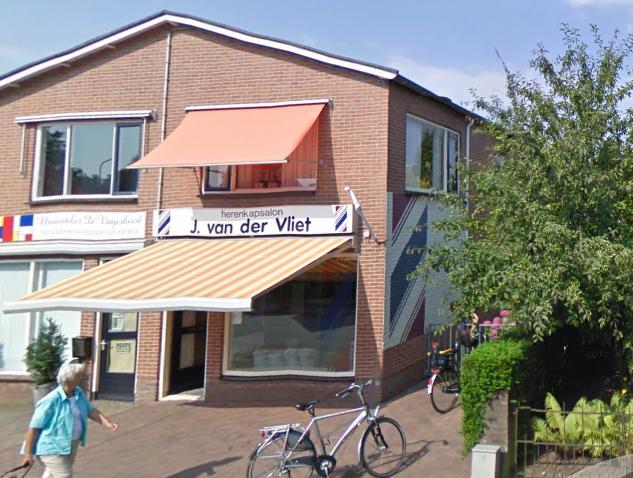 Kapsalon J. van der Vliet